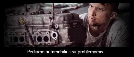 greitai superkame automobilius